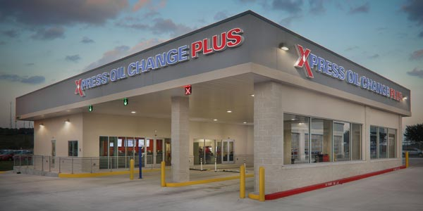 Xpress Oil Change Plus in Georgetown, Texas Near Austin